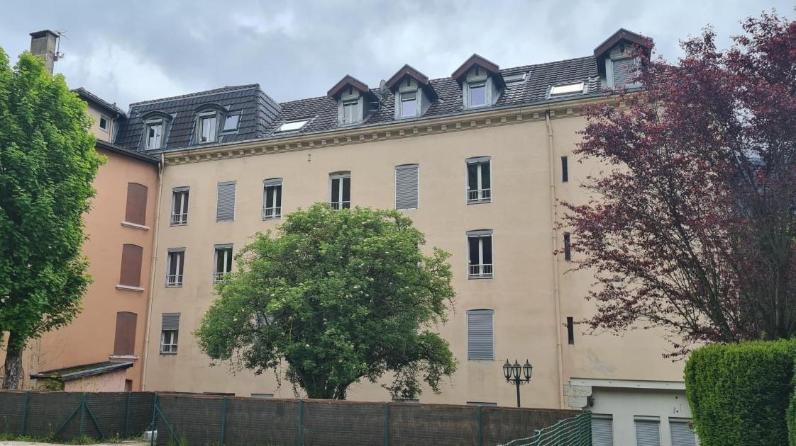 VAULNAVEYS LE HAUT,38410,1 chambre Chambres à coucher,1 la Salle de bainSalle de bain,appartement,LE GLOBE,4,1176
